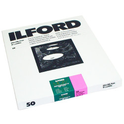 фотохартия Ilford MULTIGRADE FB CLASSIC 24 X 30.5см - 50 листа