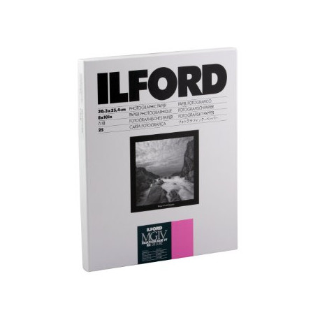 Ilford MULTIGRADE IV RC DE LUXE 24 X 30.5см - 10 листа