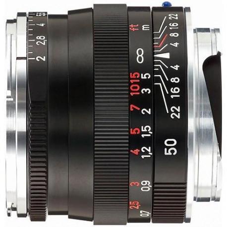 Zeiss PLANAR 50MM F / 2 T * ZM Leica