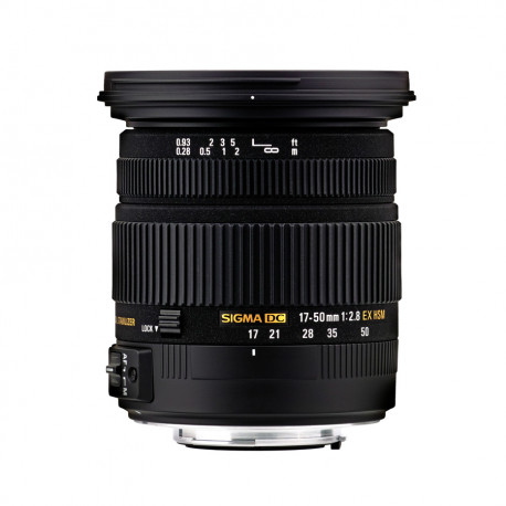 Sigma 17-50MM F / 2.8 EX DC HSM OS for Canon