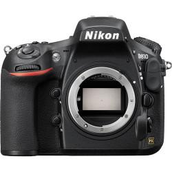 DSLR camera Nikon D810