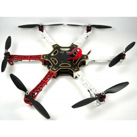 DJI F550 Flame Wheel ARF Kit