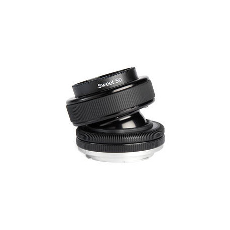 Lensbaby Composer Pro with Sweet 50 Optic за Nikon