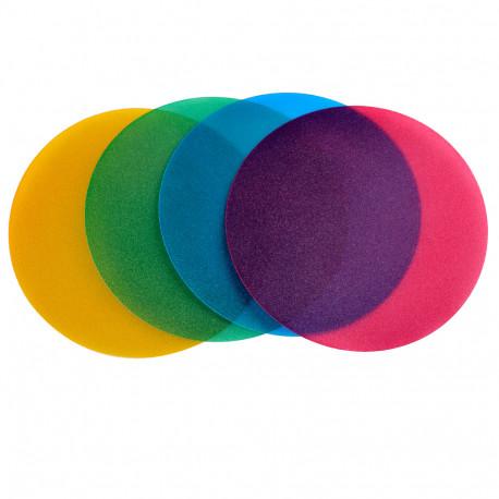 Godox WITSTRO AD-S11 - комплект цветни филтри и пчелна пита