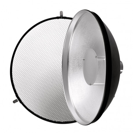 Godox WITSTRO AD-S3 - set of 30 cm reflector and honeycomb