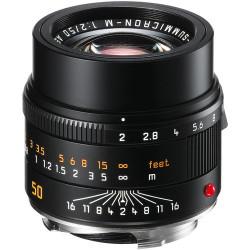 Lens Leica APO-Summicron-M 50mm f / 2.0 ASPH