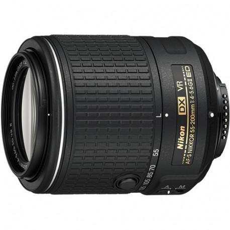 Nikon AF-S DX NIKKOR 55-200mm f / 4-5.6G ED VR II