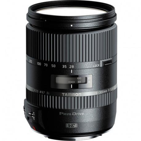 Tamron 28-300mm f / 3.5-6.3 Di VC PZD - Canon