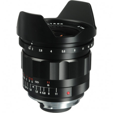 Voigtlander 21mm f/1.8 Ultron - Leica M