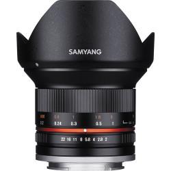 обектив Samyang 12mm f/2.0 NCS CS - Sony E