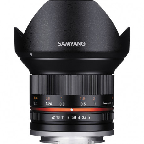 Samyang 12mm f/2.0 NCS CS - Sony E