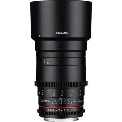обектив Samyang 135mm T/2.2 VDSLR ED UMC - Canon EF