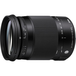 Sigma 18-300mm f/3.5-6.3 DC OS HSM C - Canon EF
