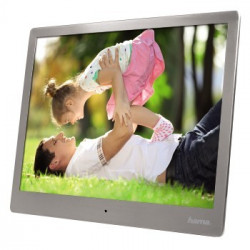 Digital Frame Hama 95276 Slim Steel 10 '' Digital Photo Frame