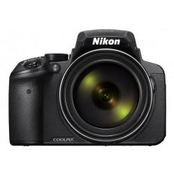 фотоапарат Nikon CoolPix P900 (черен) + аксесоар Nikon ML-L3
