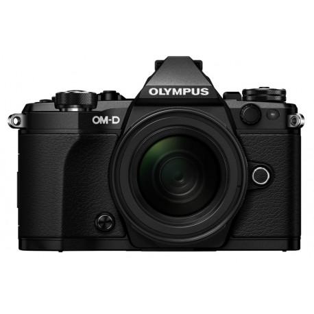 фотоапарат Olympus OM-D E-M5 MARK II + обектив Olympus MFT 12-40mm f/2.8 PRO