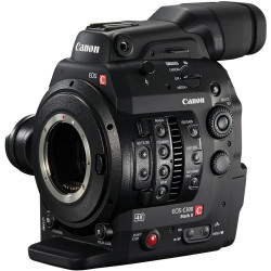 камера Canon EOS C300 Mark II Cinema Dual Pixel AF - Canon EF