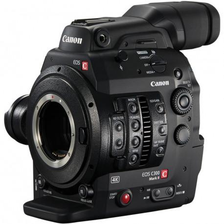 Canon EOS C300 Mark II Cinema Dual Pixel AF (EF Mount)