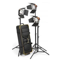 комплект Dynaphos Halo CTR 2400 Studio комплект за репортаж или малко видео студио