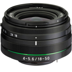 Pentax HD 18-50mm f/4-5.6 DA DC WR RE