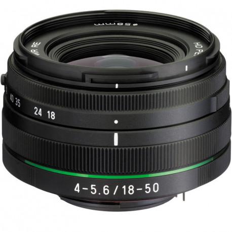 Pentax HD 18-50mm f/4-5.6 DA DC WR RE