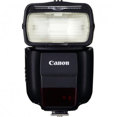 светкавица Canon 430 EX III-RT + зарядно у-во Panasonic Eneloop Basic + 4 бр. AA