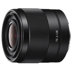 обектив Sony FE 28mm f/2 + конвертор Sony SEL 075-UWC Ultra Wide Converter 0.75X