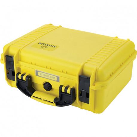 Atomos Yellow Shogun Carry Case