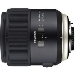обектив Tamron SP 45mm f/1.8 DI VC USD за Nikon + филтър Rodenstock Digital Pro MC UV Blocking Filter 67mm