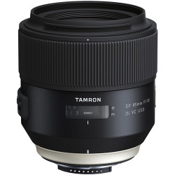обектив Tamron SP 85mm f/1.8 DI VC USD за Nikon + филтър Rodenstock Digital Pro MC UV Blocking Filter 67mm