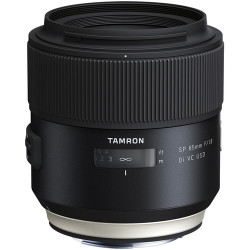 обектив Tamron SP 85mm f/1.8 DI VC USD за Canon + филтър Rodenstock Digital Pro MC UV Blocking Filter 67mm