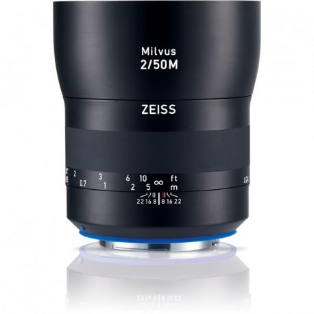 Zeiss Milvus 50mm f/2 Macro ZE за Canon EF