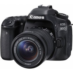 CANON EOS 80D+18-55MM IS STM KIT