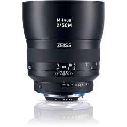 Zeiss Milvus 50mm f/2 Macro ZF.2 за Nikon F