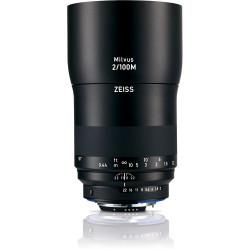 Milvus 100mm f/2M ZF.2 за Nikon F