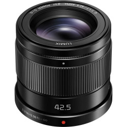 Panasonic Lumix 42.5mm f/1.7 OIS