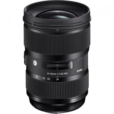 Sigma 24-35mm f/2 DG HSM Art за Canon EF