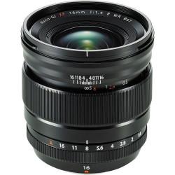 Lens Fujifilm Fujinon XF 16mm f / 1.4 R WR