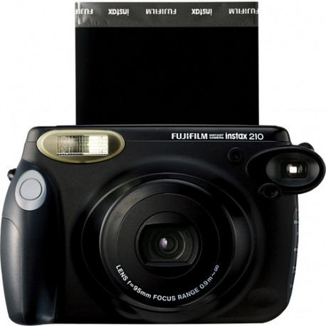 Fujifilm instax 210 Instant Film Camera (черен)