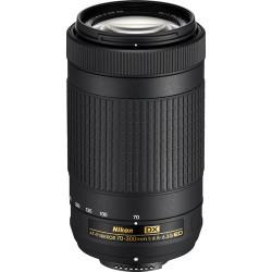 Lens Nikon AF-P DX Nikkor 70-300mm f / 4.5-6.3G ED