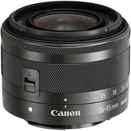 Canon EF-M 15-45mm f / 3.5-6.3 IS STM