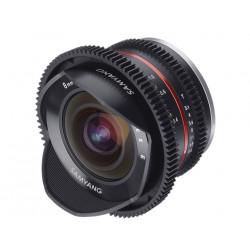обектив Samyang 8mm T3.1 Cine UMC Fishеye II - Fujifilm X