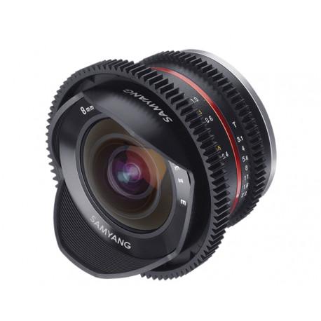 Samyang 8mm T3.1 Cine UMC Fishеye II - Sony E