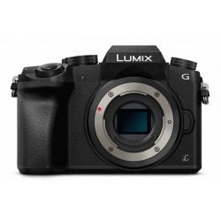фотоапарат Panasonic Lumix G7 + обектив Panasonic LUMIX G 14-42MM F/3.5-5.6 II MEGA OIS