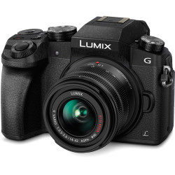 Camera Panasonic Lumix G7 + Lens Panasonic 14-42mm f/3.5-5.6 II MEGA OIS