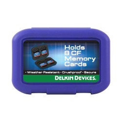 Accessory Delkin Devices DDACC-CF8 CF MEMORY TOTE