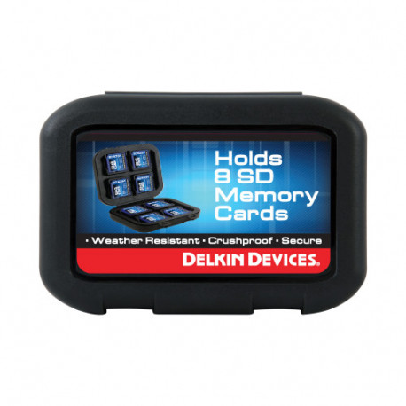 Delkin Devices DDACC-SD8 SD MEMORY TOTE