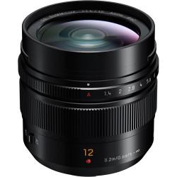 обектив Panasonic Lumix 12mm f/1.4 ASPH. Leica DG Summilux