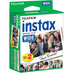Film Fujifilm Instax 210 Wide Instant Color Film (2x10)