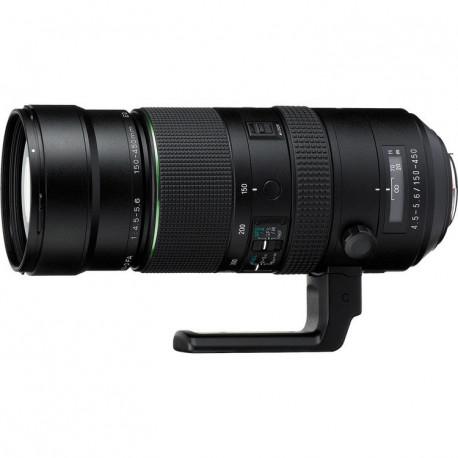 Pentax HD 150-450mm f/4.5-5.6 D FA* DC AW